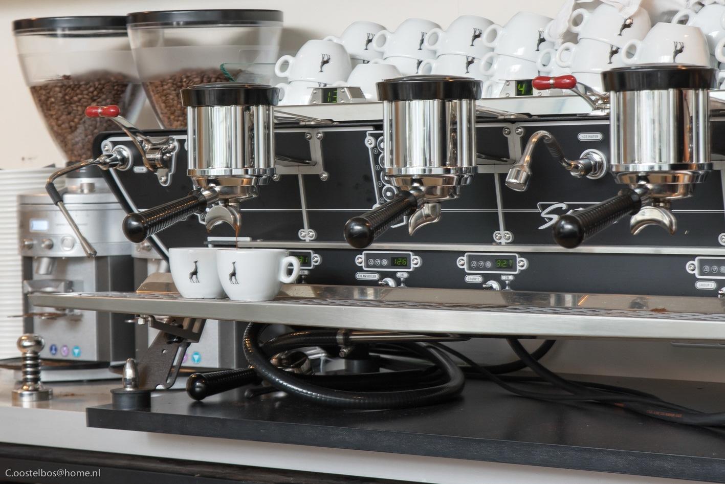 Koffie-Spirit-Latte Art-Kees van der westen